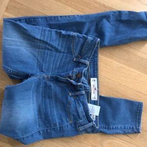 Hollister skinny jean jegging size 0